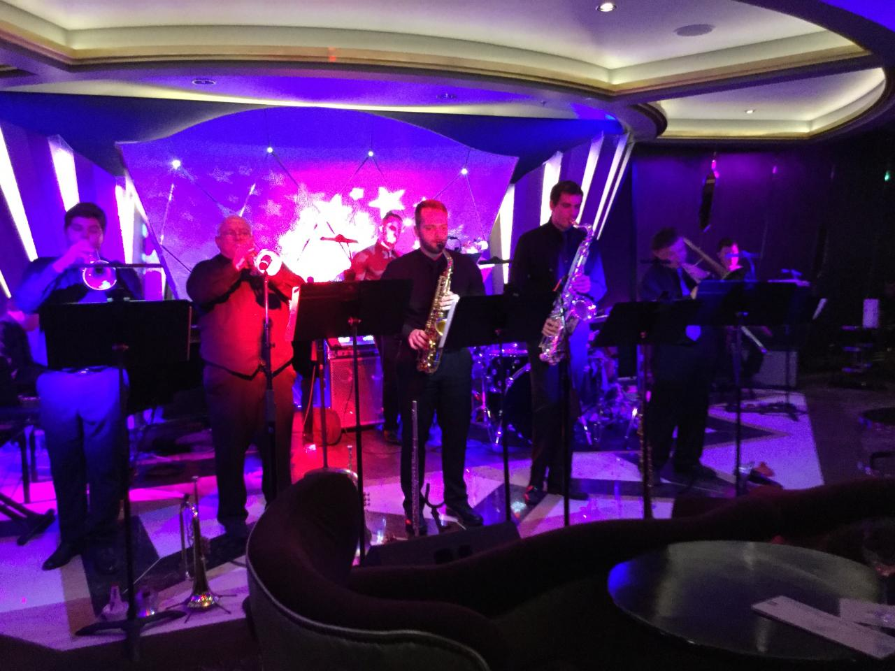 Carger Music International Musicians And Venues On Cruise Ships - Jazz cruise ships